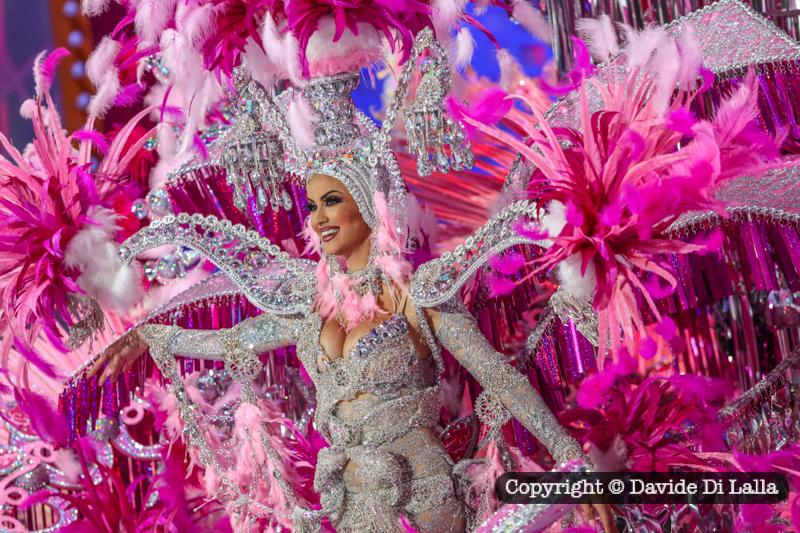 Aspirante all'elezione della Regina del Carnevale 2020