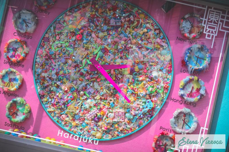 Orologio di Harajuku