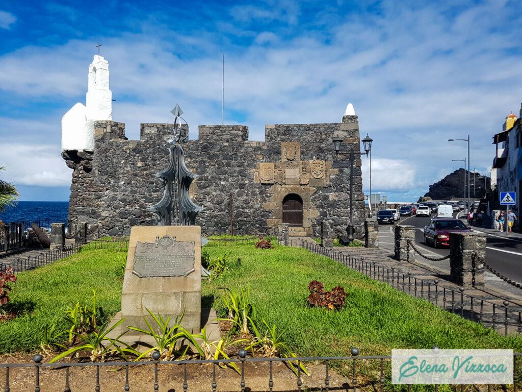 Castillo de San Miguel di Garachico, Tenerife