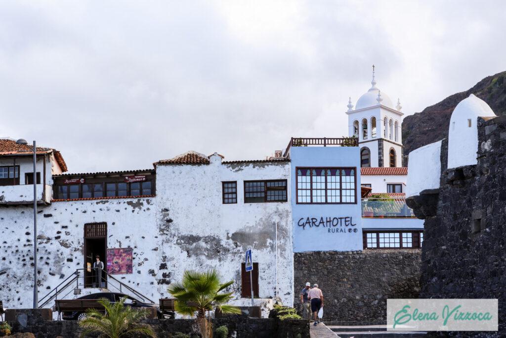 Le piccole strade di Garachico