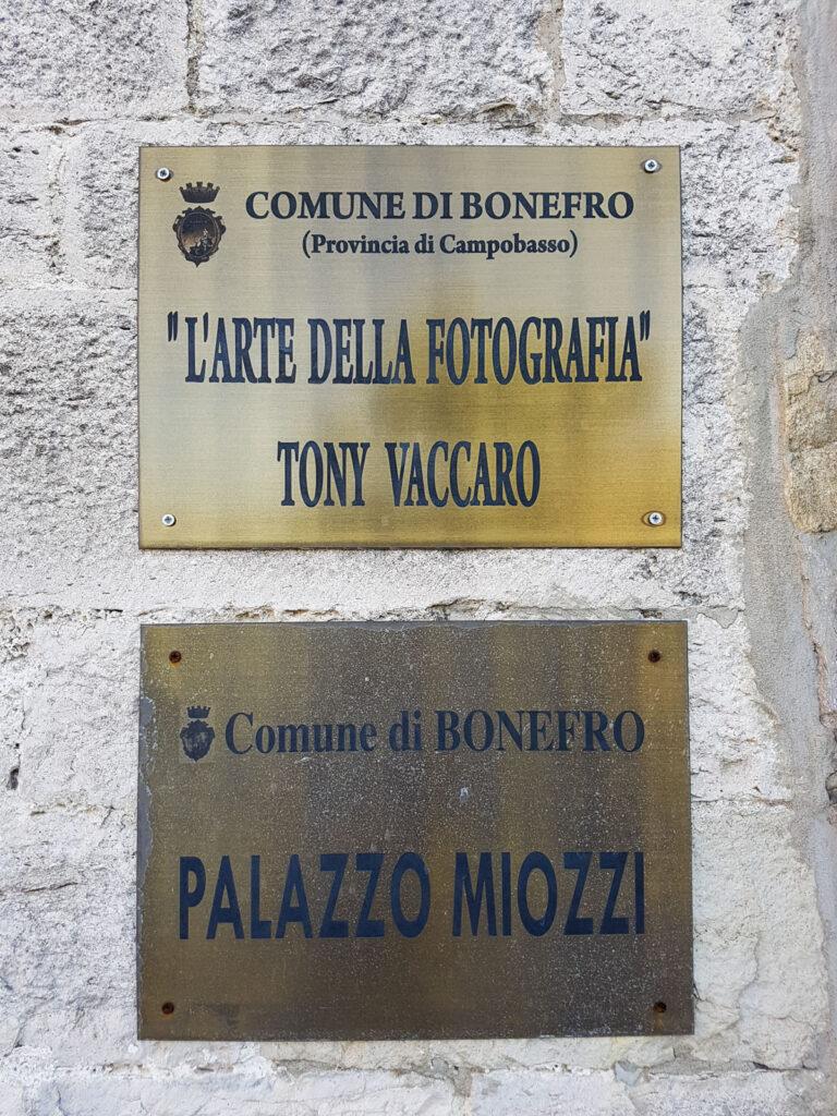 Palazzo Miozzi di Bonefro