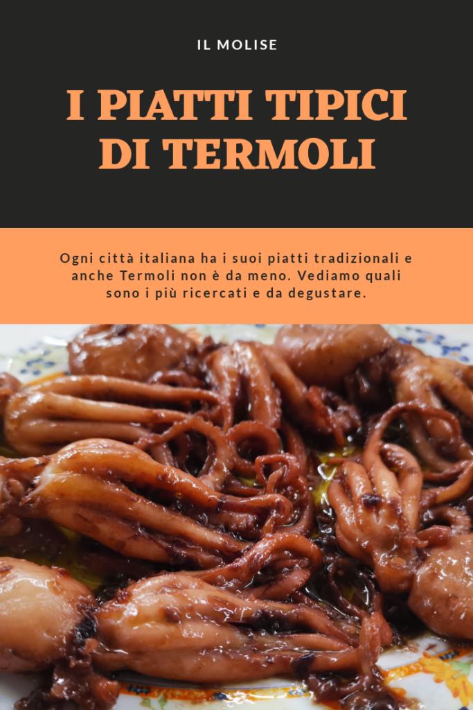 I piatti tipici di Termoli 2 - Salva su Pinterest