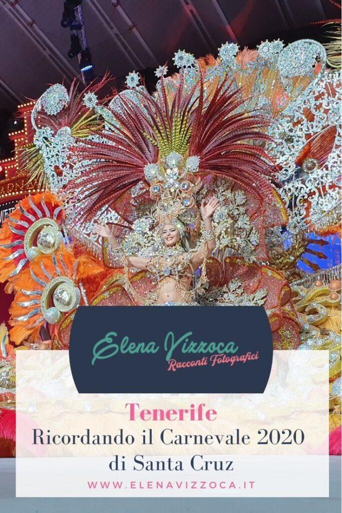 Condividi su Pinterest - Carnevale di Tenerife 2020 - Grafica1