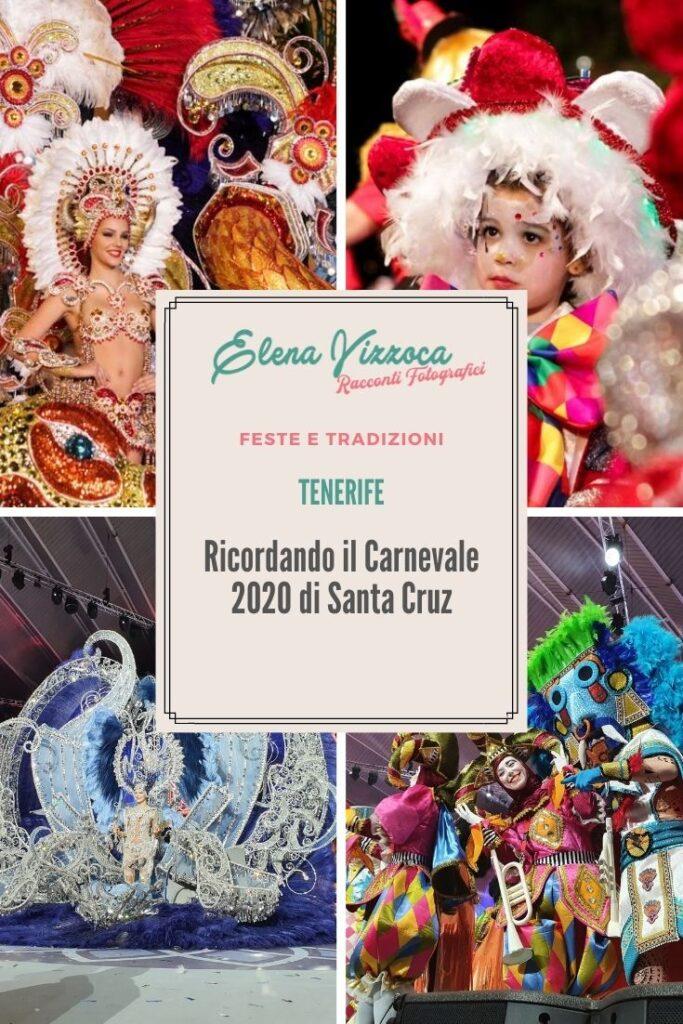 Condividi su Pinterest - Carnevale di Tenerife 2020 - Grafica2