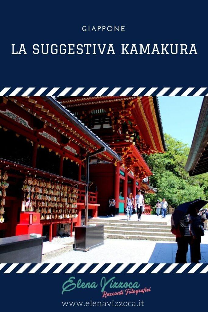 Kamakura - Condividi su pinterest - grafica 2