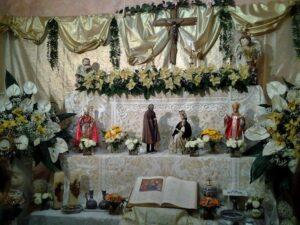 Termoli, gli altarini di San Giuseppe