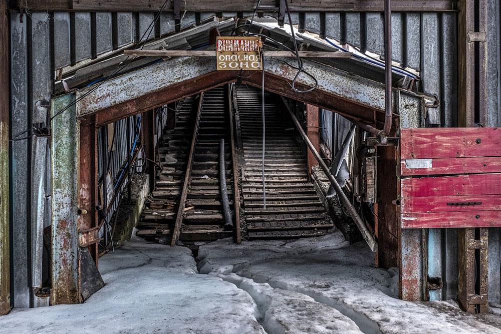 Miniere di carbone alle Isole Svalbard - Copyright ©Valentina Tamborra