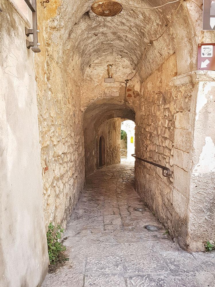 Il borgo di Vico del Gargano