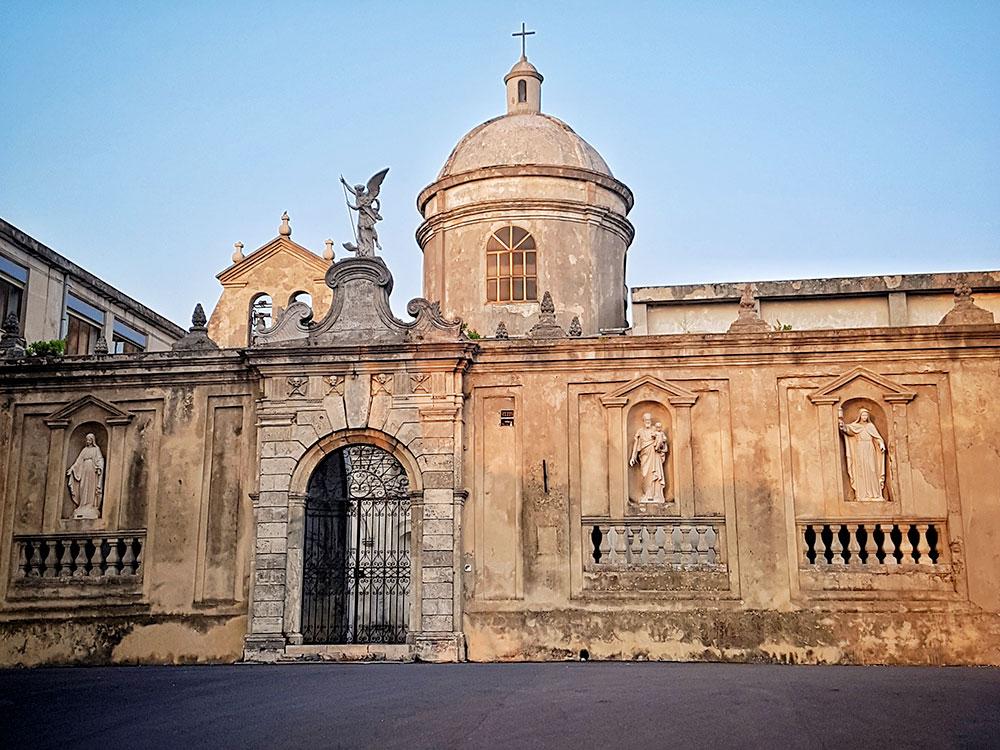 Il borgo di Vico del Gargano - Chiesa di San Pietro