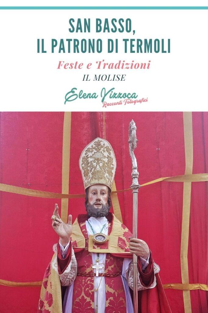 San Basso, il patrono di Termoli - Condividi su Pinterest