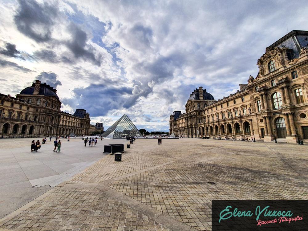 Le Museè du Louvre - Elena Vizzoca