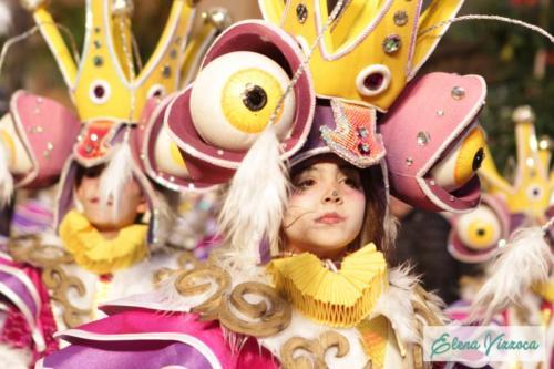 Carnaval de Santa Cruz de Tenerife 2020: La Cabalgata