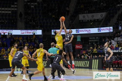 Iberostar Tenerife vs Brose Bamberg 82 - 64