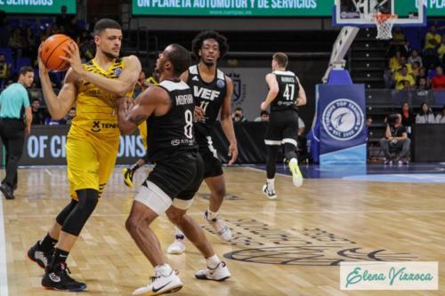 Iberostar Tenerife vs Vef Riga