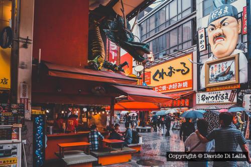 Dotombori - Osaka
