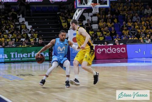 Iberostar Tenerife vs Movistar Estudiantes