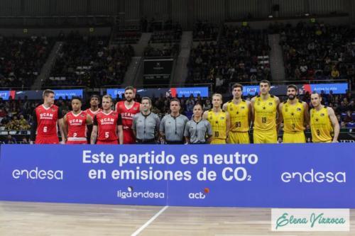 Iberostar Tenerife vs UCAM Murcia 85 - 78