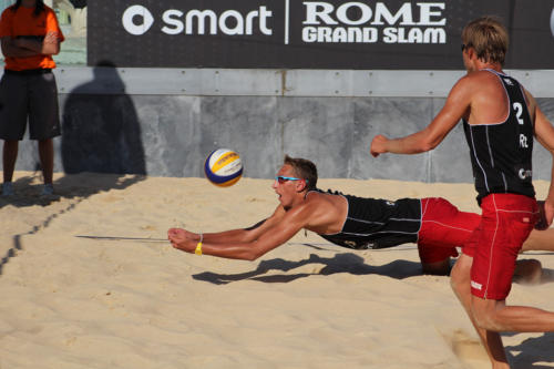 FIVB Beach Volleyball Swatch World Tour Roma 2013